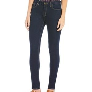 NWOT Michael Kors Izzy Cropped Skinny Ankle Jeans